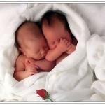Татьяна родила в США двойню